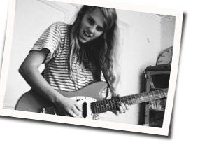 Marika Hackman guitar tabs for My lover cindy