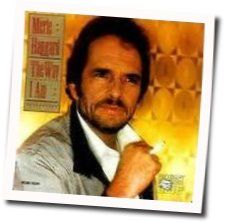 Merle Haggard guitar chords for A king without a queen