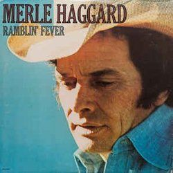Merle Haggard guitar chords for Back in love by monday
