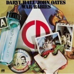 Hall And Oates tabs for Youre much too soon