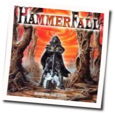 Hammerfall chords for Glory to the brave