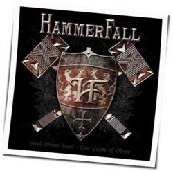 Hammerfall tabs for Hearts on fire