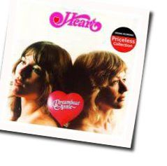 Heart bass tabs for Dreamboat annie