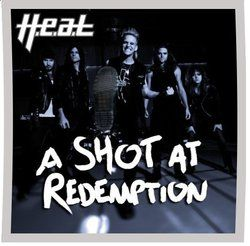 Heat guitar chords for A shot at redemption