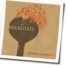 The Heligoats chords for Goodness gracious