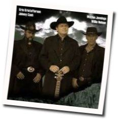 The Highwaymen chords for Silver stallion