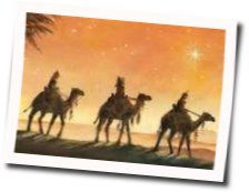 Holiday tabs for We three kings
