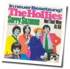 The Hollies tabs for Sorry suzanne