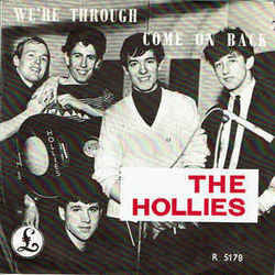 The Hollies bass tabs for Were through