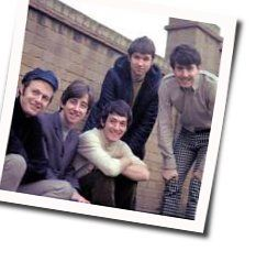 The Hollies chords for Ye olde toffee shop