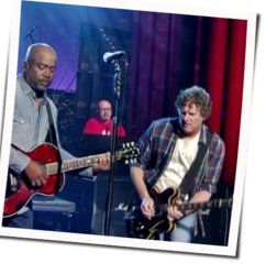Hootie And The Blowfish chords for Hold on