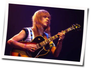 Steve Howe tabs for Mood for a day