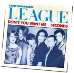 The Human League tabs for Dont you want me