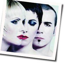The Human League bass tabs for Open your heart