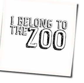 I Belong To The Zoo guitar chords for Porter