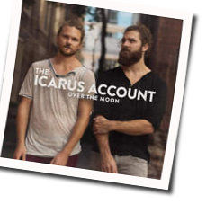 The Icarus Account chords for Over the moon
