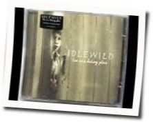 Idlewild guitar tabs for I found that essence rare