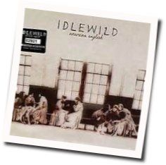 Idlewild guitar tabs for Poor thing