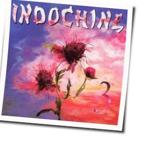 Indochine bass tabs for 3 nuits par semaine
