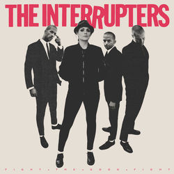 The Interrupters bass tabs for Outrage