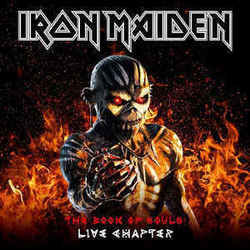 Iron Maiden chords for The book of souls