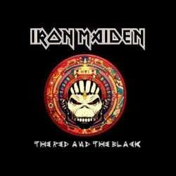 Iron Maiden chords for The red and the black
