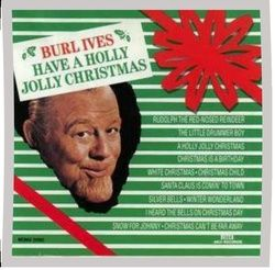 Burl Ives guitar chords for Holly jolly christmas