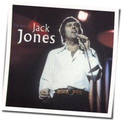Jack Jones guitar chords for The good life