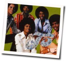 The Jackson 5 guitar chords for Blame it on the boogie