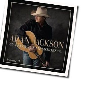Alan Jackson guitar chords for Wherever he leads ill go