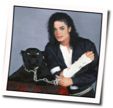 Michael Jackson bass tabs for Black or white