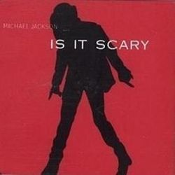 Michael Jackson guitar chords for Is it scary