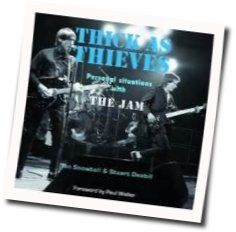The Jam tabs for Thick as thieves