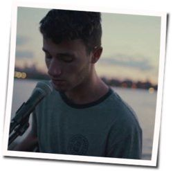 Jeremy Zucker guitar chords for Keep my head afloat