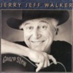 Jerry Jeff Walker guitar chords for Every drop of water