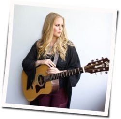 Jessica Mitchell guitar chords for Rain for the river