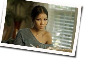 Jhene Aiko chords for While were young