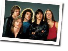 Journey chords for Baby im a leaving you