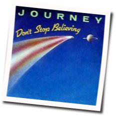 Journey chords for Dont stop believing acoustic (Ver. 2)