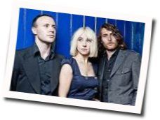 The Joy Formidable guitar chords for Whirring