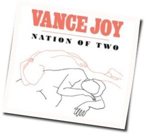 Vance Joy chords for Im with you