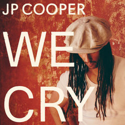 Jp Cooper chords for We cry