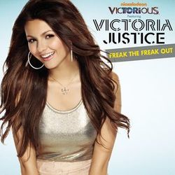 Victoria Justice tabs for Freak the freak out