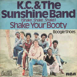 Kc And The Sunshine Band bass tabs for Shake your booty
