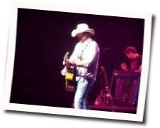 Toby Keith chords for White rose