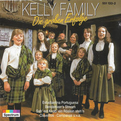 The Kelly Family chords for Clavelitos