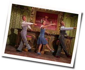Gene Kelly tabs and guitar chords