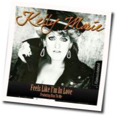 Kelly Marie guitar chords for Feels like im in love
