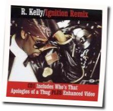 R Kelly chords for Ignition
