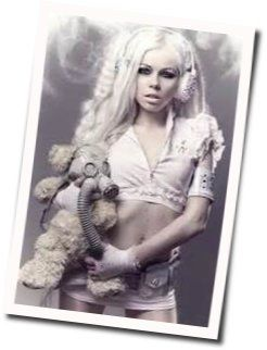 Kerli chords for Butterfly cry